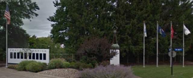 Linndale Peace Memorial (Google Street View)