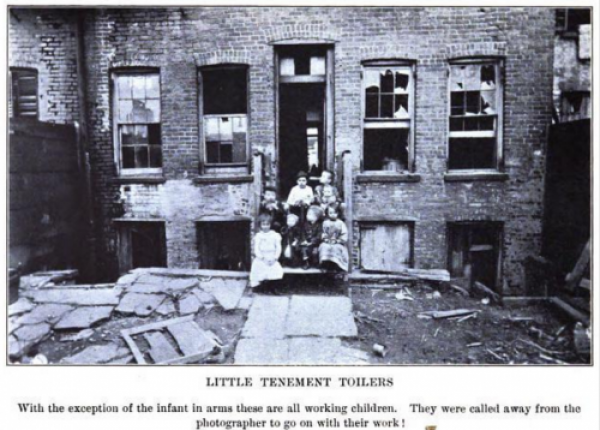 Bitter Cry, Spargo, Little Tenement Toilers, Feb 1906.png