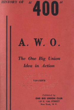 History of 400 A. W. O. by E. Workman, Cover.png