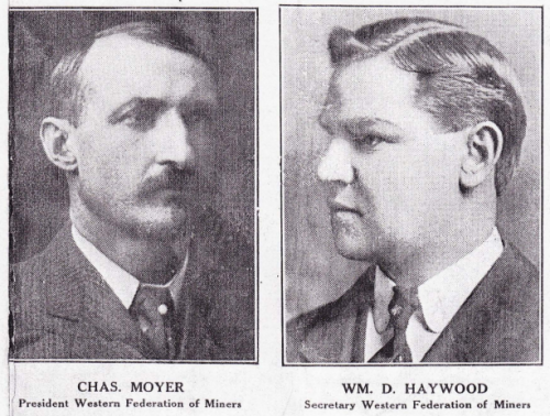 Moyer and Haywood, Wilshire's Magazine, 1906.png