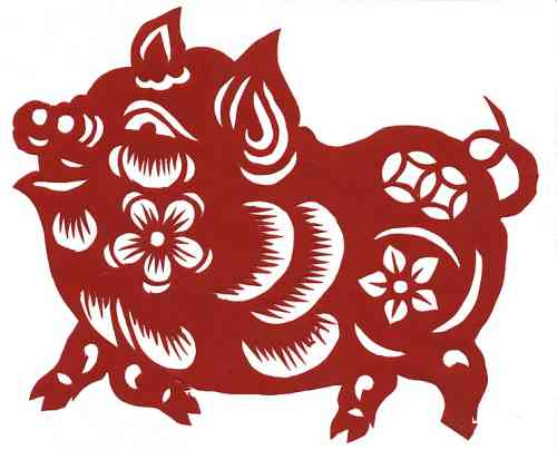 742px-Chinese_paper_cutting-Pig.jpg