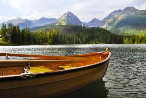 summer salads - canoe on lake.jpg
